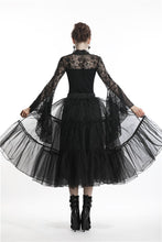 Load image into Gallery viewer, Gothic lolita long underskirt petticoat KW148 - Gothlolibeauty