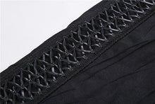 Load image into Gallery viewer, Punk rivet leather strip trousers PW091 - Gothlolibeauty