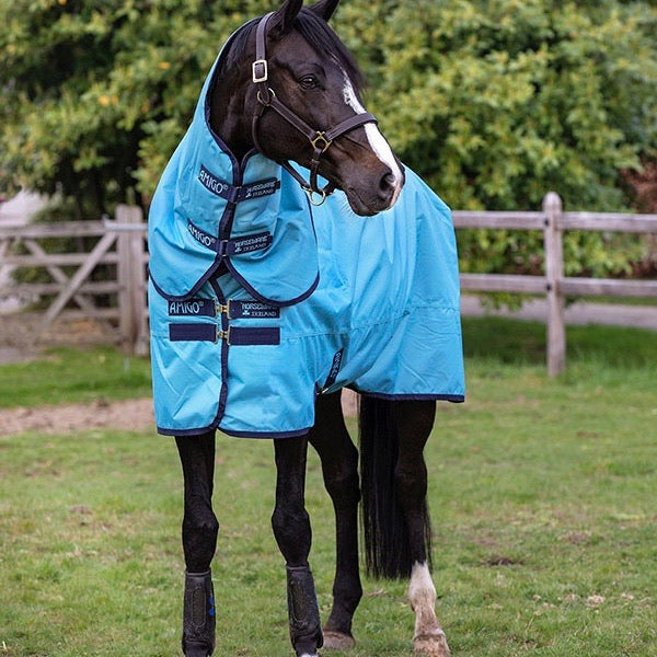 Horseware Amigo Hero Ripstop Plus 100g Turnout Rug