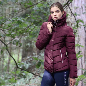Coldstream Kimmerston Quilted Coat
