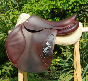 "CWD 2GS 18"" Saddle"