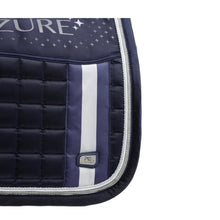 Load image into Gallery viewer, Premier Equine Azzure Anti Slip Satin GP/Jump Saddlepad