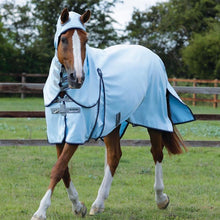 Load image into Gallery viewer, Premier Equine Buster Sweet Itch Fly Rug with Surcingles