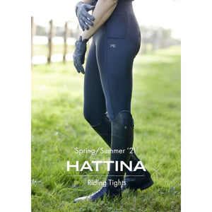 Premier Equine Hattina Full Seat Gel Riding Tights