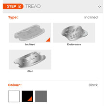 Load image into Gallery viewer, Flex On Safe On Stirrup with Incline Ultra Grip Tread