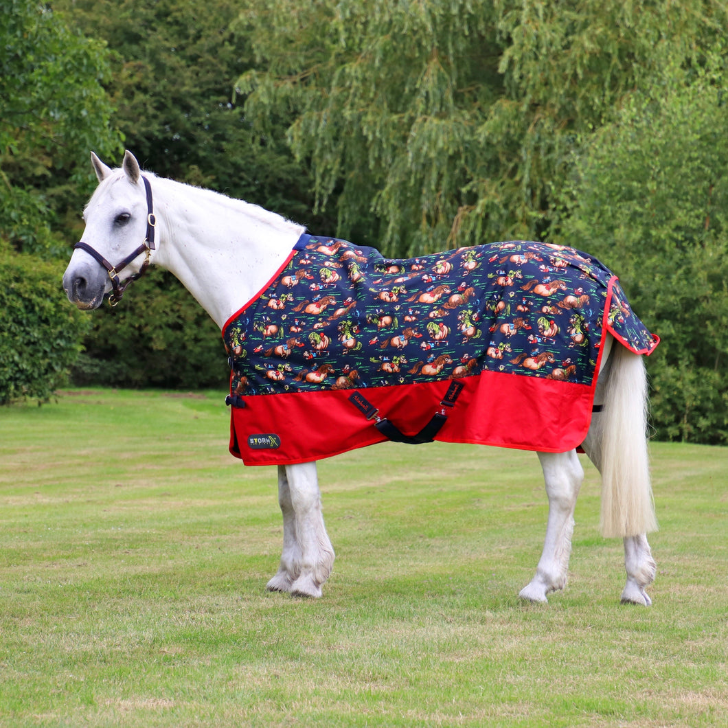 Hy StormX Original Thelwell 0g Turnout Rug - PRE ORDER