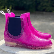 Load image into Gallery viewer, ELT Sparkle Jodhpur Boots