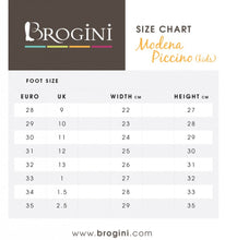 Load image into Gallery viewer, Brogini Kids Modena Piccino Long Boots