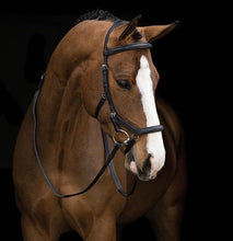 Load image into Gallery viewer, Horseware Rambo Micklem Deluxe Competition Bridle