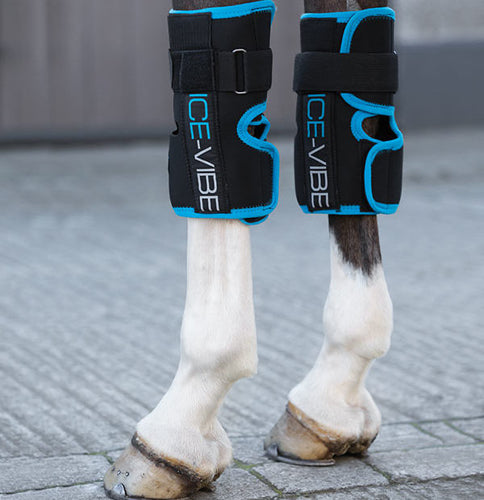 Horseware Ice-Vibe Knee Wraps