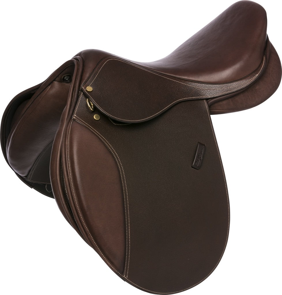 Eric Thomas 'Fitter' All Purpose Saddle Square Cantle