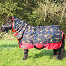 Load image into Gallery viewer, Hy StormX Original Thelwell 200g Turnout Rug - PRE ORDER