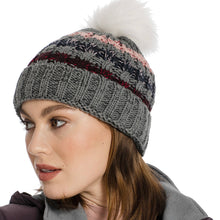 Load image into Gallery viewer, Horseware Knitted Hat & Snood