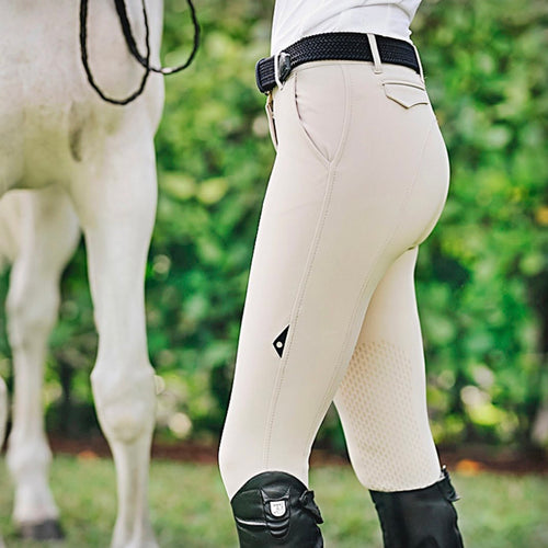 Equiline Ladies Knee Grip Breeches - Brendak
