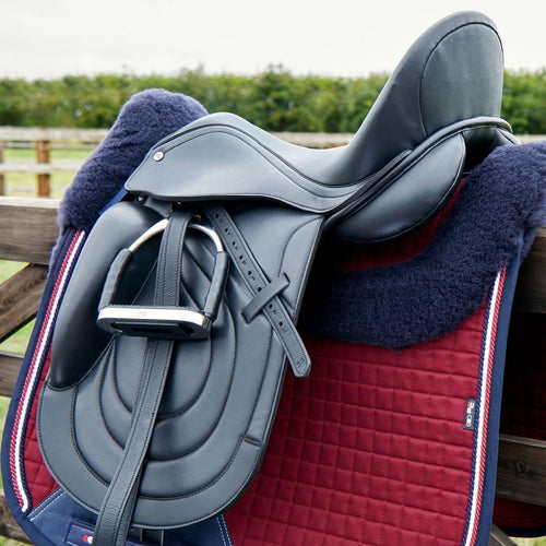 Premier Equine Bletchley Synthetic Monoflap Dressage Saddle