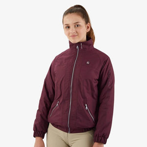 Premier Equine Kids Pro Rider Unisex Waterproof Riding Jacket