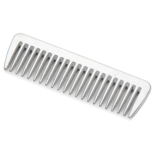 Metal Mane Comb Without Handle