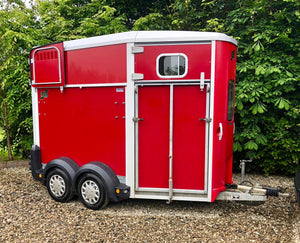 Ifor Williams 506 Horsebox