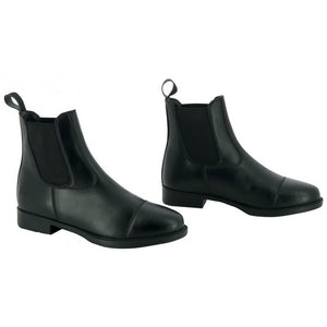 Riding World Slip On Synthetic Boots