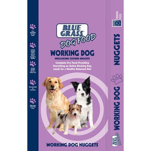 Bluegrass Working Dog Food