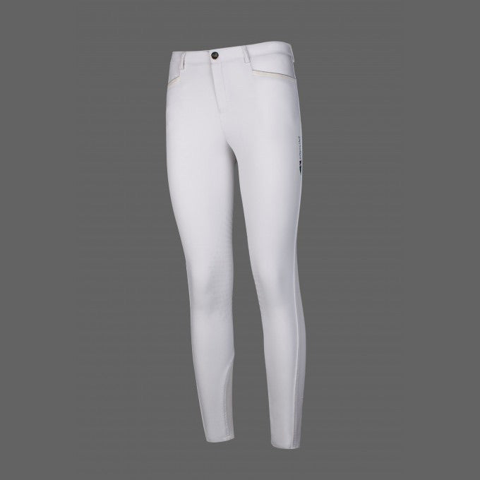 Equiline Boys Knee Grip Breeches - Frank