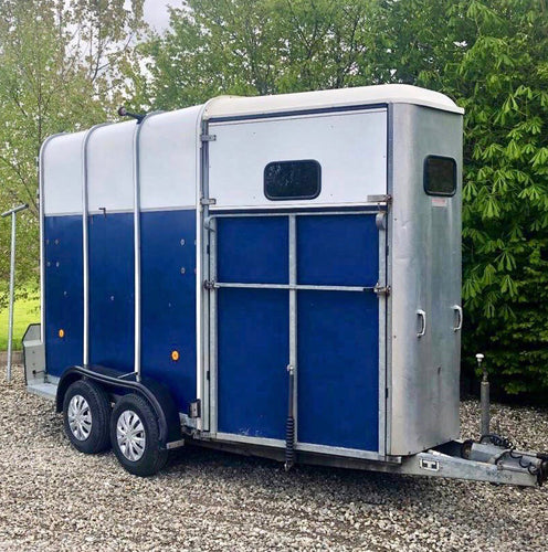 Ifor Williams 510 Horsebox
