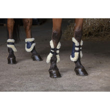 Load image into Gallery viewer, Norton XTR Fetlock Boots with Synthetic Sheepskin