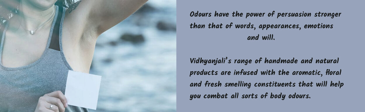 Body Odour products