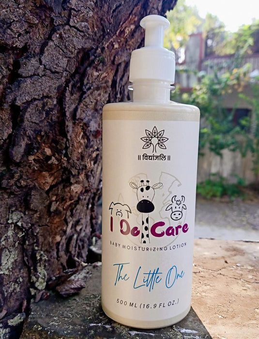 I Do Care - Baby Moisturizing Lotion - The Little One