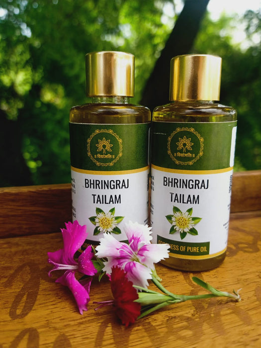 Bhringraj Tailam / False Daisy Oil