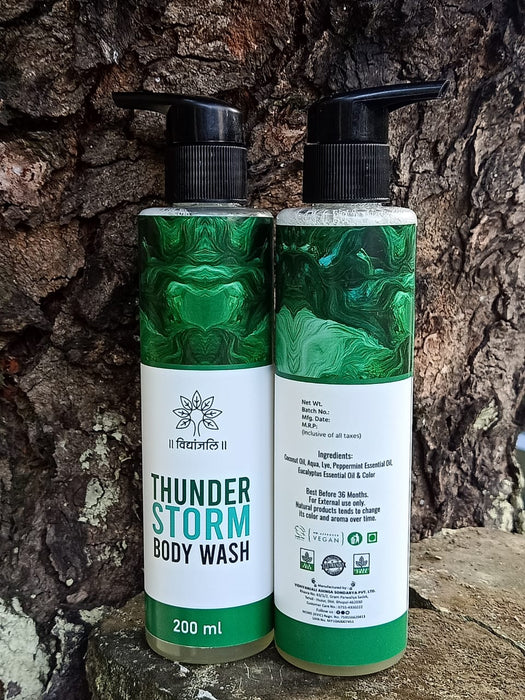 Body Wash - Thunder Storm 200 ML