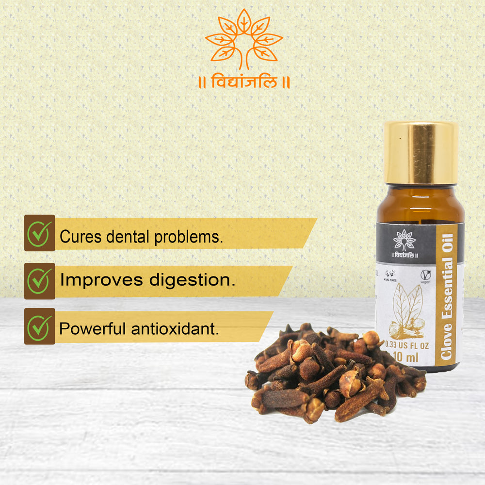 Clove Essential Oil/ Laung Essential Oil