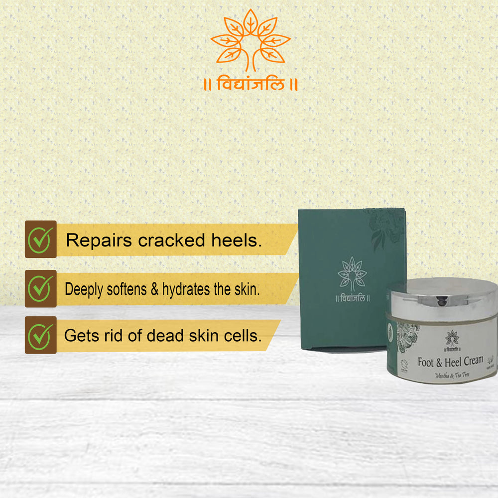 Mentha Tea Tree Foot Cream