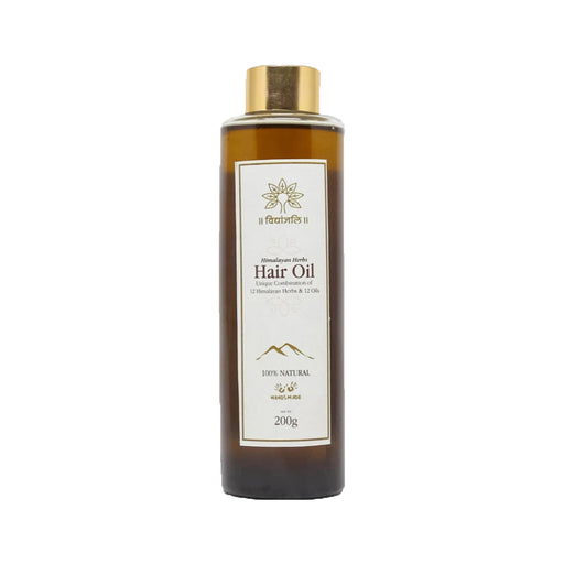 Himalayan Herbs Hair Oil