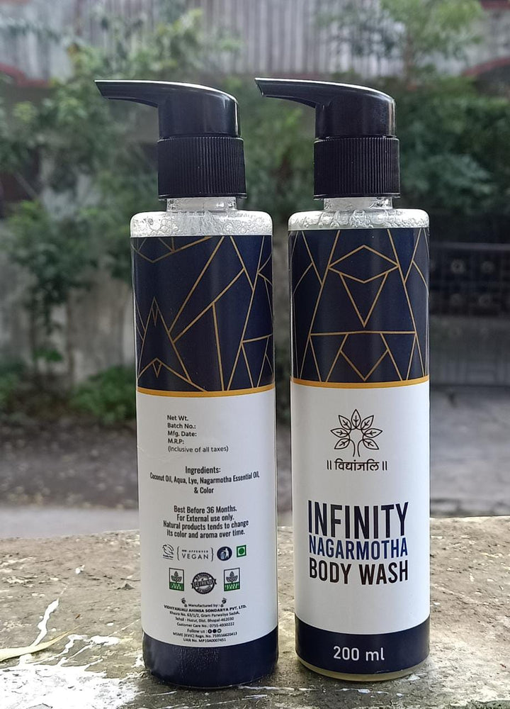 Body Wash - Infinity With Nagarmotha 200 ML