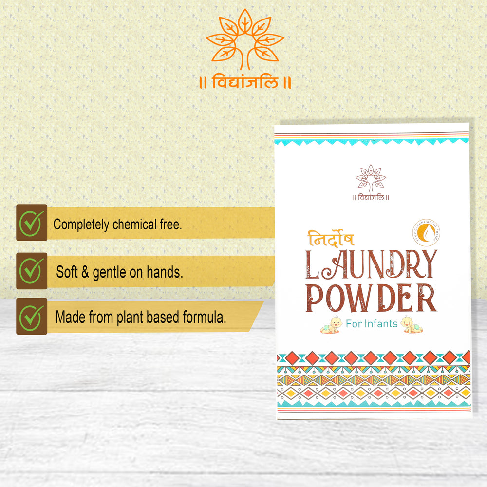 Infant Laundry Powder