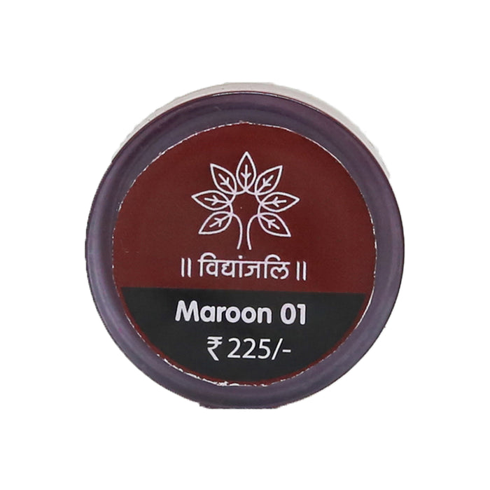 Maroon 01 Lip Colour