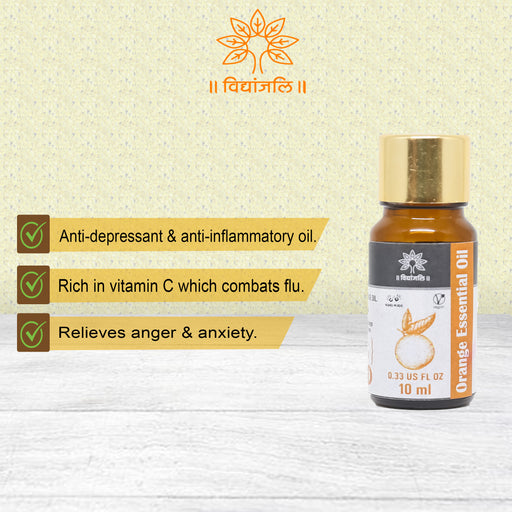Orange Five Folds Essential Oil