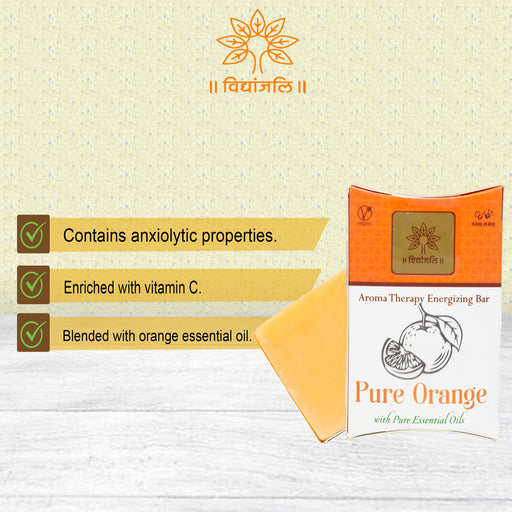 Pure Orange Soap