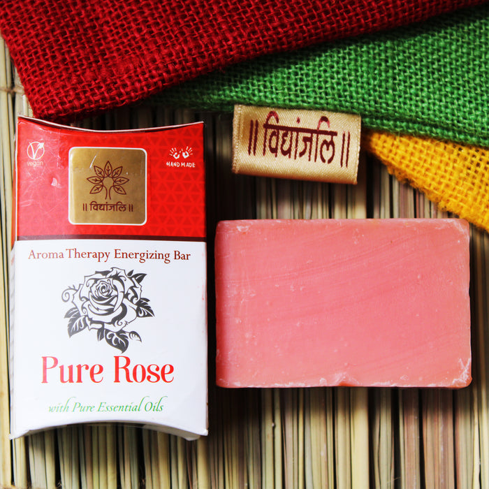 Pure Rose Soap