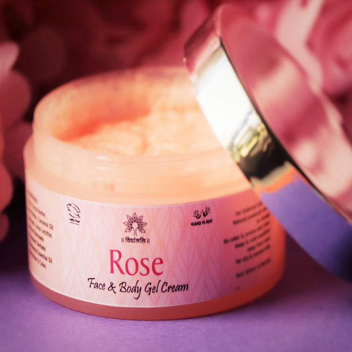 Rose Body Gel