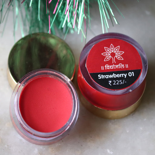 Strawberry Lip Colour