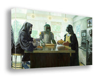 Load image into Gallery viewer, Imperial Baking Party by artist Bucket