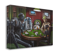 Load image into Gallery viewer, Poker Droids by Ashley Raine