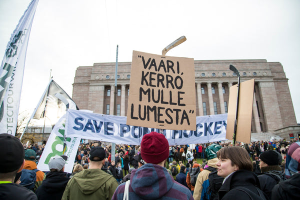 Protect Our Winters Finland