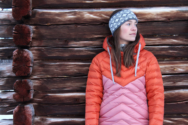 ethical down jacket