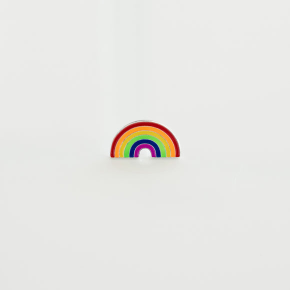 Rainbow Hard Enamel Lapel Pin