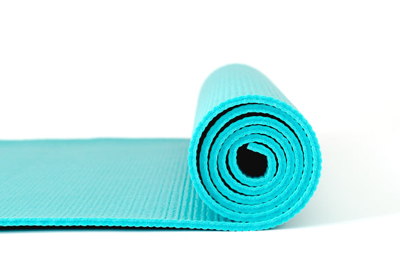 Yoga Mat Closeup