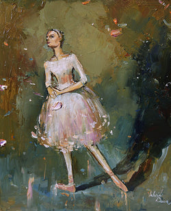 Ballet in Pink - Art Sleuth