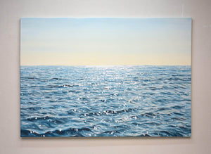 Calm ocean. - Art Sleuth